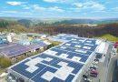 Energiemanagement durch Photovoltaik-Anlagen auf dem Dach