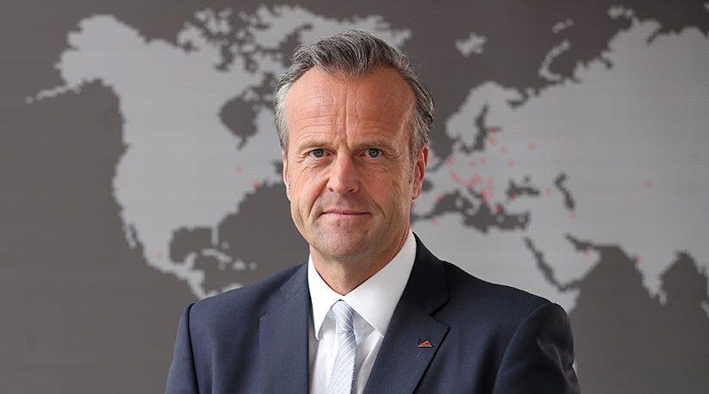 Marcus Sander ist Vorsitzender der Geschäftsführung bei Roto Frank