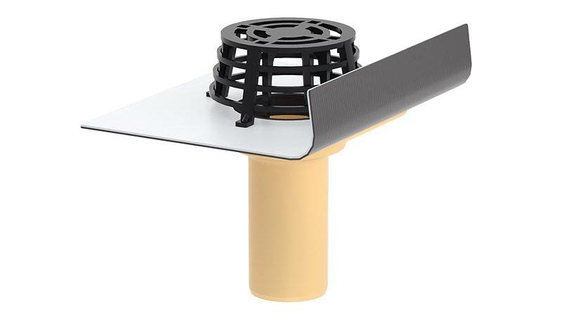 Alles klappt: Für den sicheren Wandanschluss sorgt die Kunststoff-Wunschanschlussmanschette.